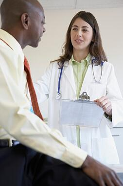 physicians retain patients