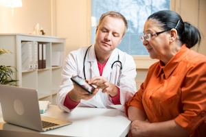 defuse patient conflict