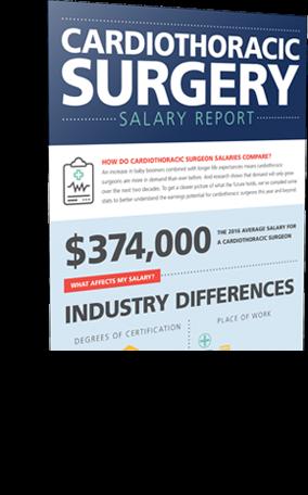 Cardiothoracic Surgeon Salary Report