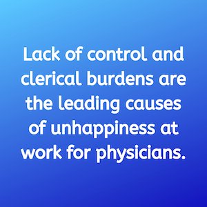physician-happiness-clerical-burdens