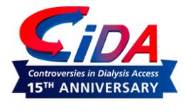 Controversies in Dialysis Access (CiDA)