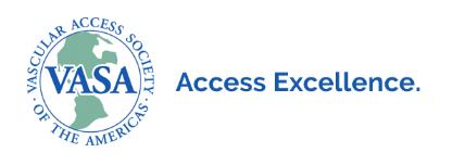 Vascular Access Society of the Americas (VASA)