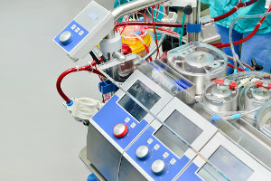 Do Adult ECMO Outcomes Depend on Institutional Volume?