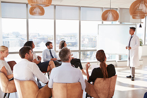 Public Speaking Tips for Physicians
